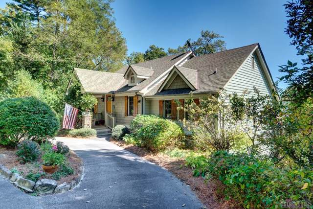 48 Glassy View, Cashiers, NC 28717 (MLS #92188) :: Berkshire Hathaway HomeServices Meadows Mountain Realty