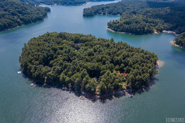 8 Buck Knob Island, Glenville, NC 28736 (MLS #92201) :: Berkshire Hathaway HomeServices Meadows Mountain Realty