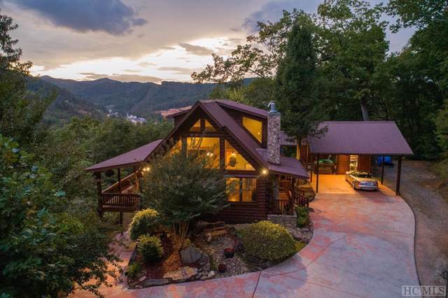 111 Cullowhee Heights Road, Cullowhee, NC 28723 (MLS #92206) :: Pat Allen Realty Group