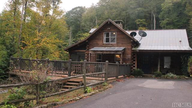 6623 Buck Creek Road, Highlands, NC 28741 (MLS #92207) :: Berkshire Hathaway HomeServices Meadows Mountain Realty