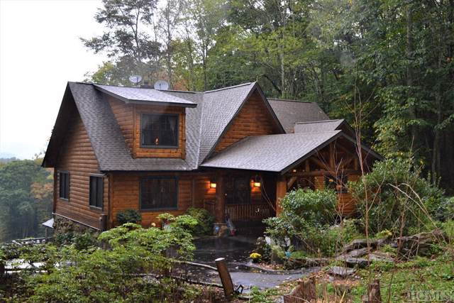 692 Walnut Gap Road, Cullowhee, NC 28723 (MLS #92211) :: Berkshire Hathaway HomeServices Meadows Mountain Realty