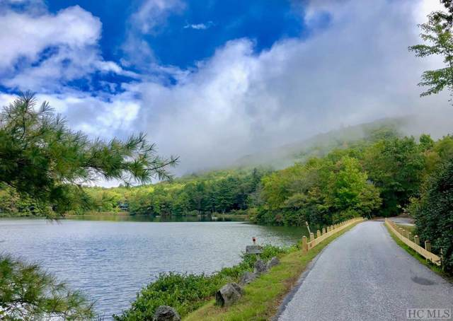 Lot 68 Lakeside Drive, Scaly Mountain, NC 28775 (MLS #92212) :: Berkshire Hathaway HomeServices Meadows Mountain Realty