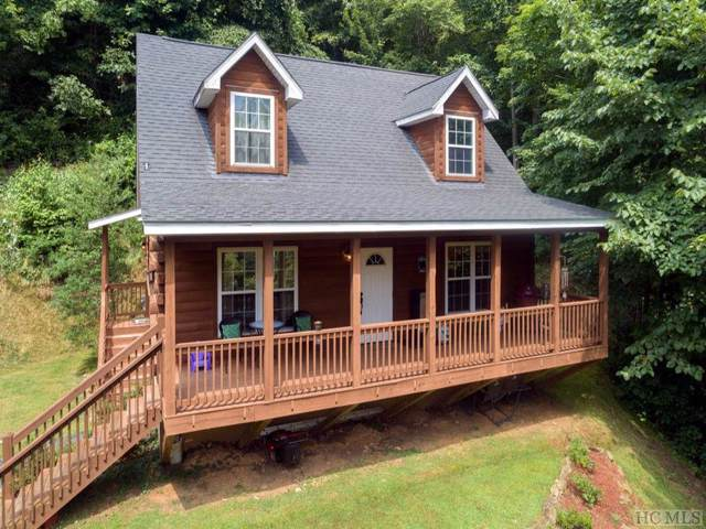 276 Paseos Drive, Cullowhee, NC 28723 (MLS #92224) :: Berkshire Hathaway HomeServices Meadows Mountain Realty