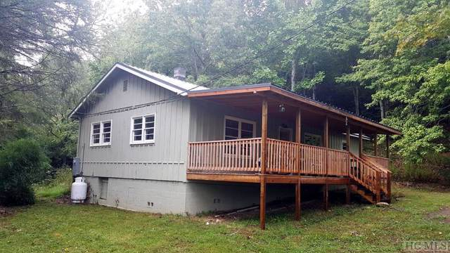 10238 Canada Road, Tuckasegee, NC 28783 (MLS #92225) :: Berkshire Hathaway HomeServices Meadows Mountain Realty