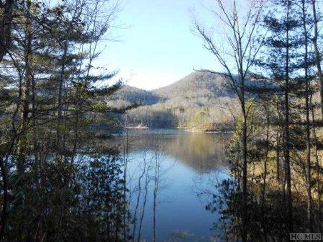 Lot #155 Mandolin Court, Tuckasegee, NC 28783 (MLS #92229) :: Berkshire Hathaway HomeServices Meadows Mountain Realty