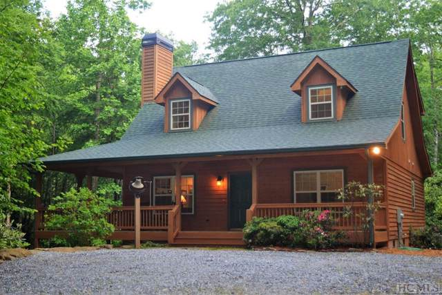 20 Bald Rock Drive West, Sapphire, NC 28774 (MLS #92236) :: Berkshire Hathaway HomeServices Meadows Mountain Realty