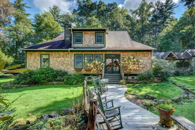 463 Monte Vista Road, Cashiers, NC 28717 (MLS #92237) :: Berkshire Hathaway HomeServices Meadows Mountain Realty