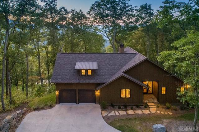 44 Purple Top Drive, Tuckasegee, NC 28783 (MLS #92238) :: Berkshire Hathaway HomeServices Meadows Mountain Realty