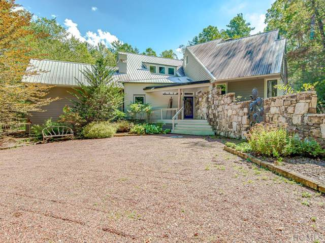 315 Mills Creek Trace, Lake Toxaway, NC 28747 (MLS #92239) :: Berkshire Hathaway HomeServices Meadows Mountain Realty