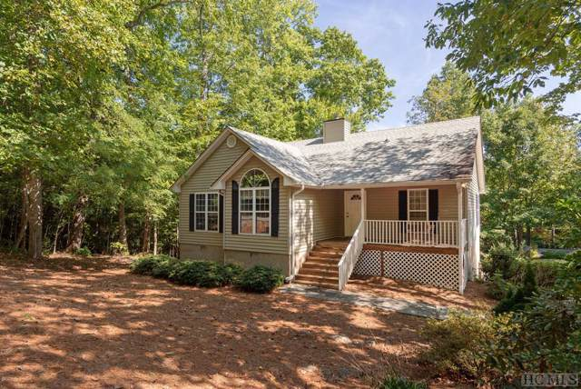 21 Birdnest Road, Sapphire, NC 28774 (MLS #92256) :: Berkshire Hathaway HomeServices Meadows Mountain Realty