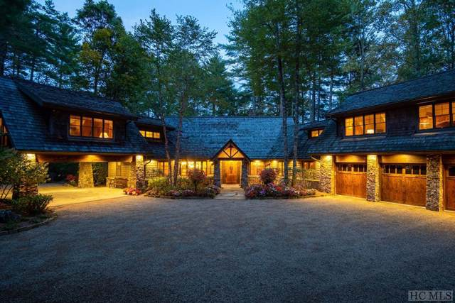 500 Cherokee Trail, Sapphire, NC 28774 (MLS #92267) :: Pat Allen Realty Group