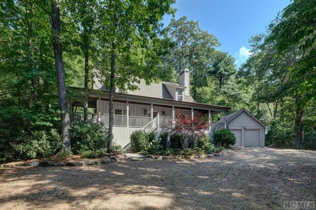 34 Paul Walden Road, Highlands, NC 28741 (MLS #92290) :: Pat Allen Realty Group