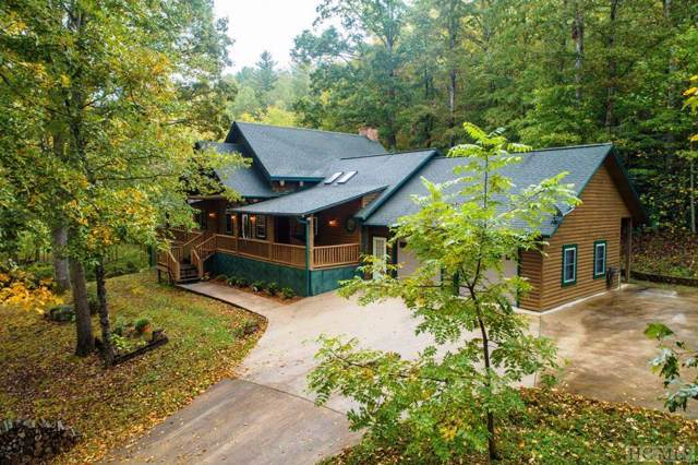 1111 Windy Ridge Road, Otto, NC 28763 (MLS #92297) :: Berkshire Hathaway HomeServices Meadows Mountain Realty