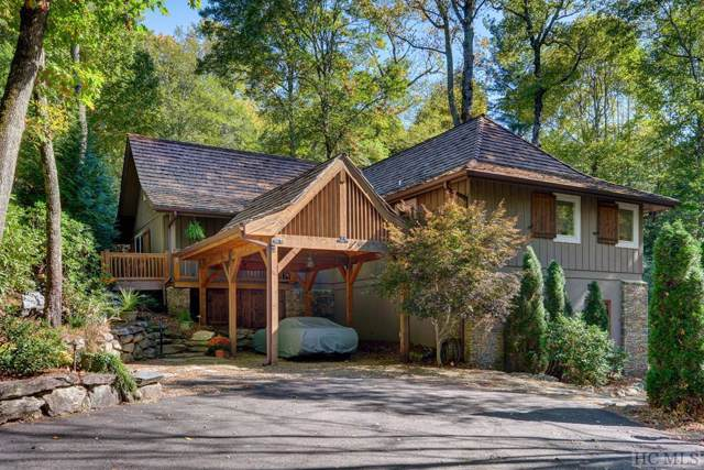 30 Fairway Cottage Lane, Highlands, NC 28741 (MLS #92298) :: Berkshire Hathaway HomeServices Meadows Mountain Realty