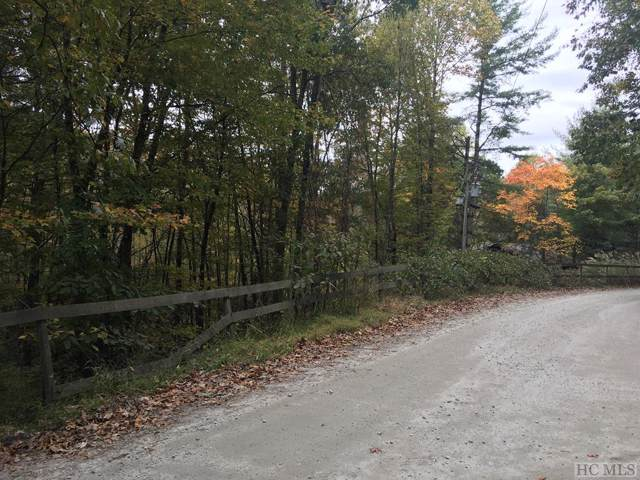 Lot 4 A Laurel Knob Road, Cashiers, NC 28717 (MLS #92301) :: Pat Allen Realty Group