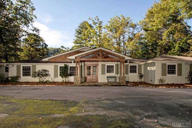 201 E Laurel Creek Lane, Sapphire, NC 28774 (MLS #92306) :: Berkshire Hathaway HomeServices Meadows Mountain Realty