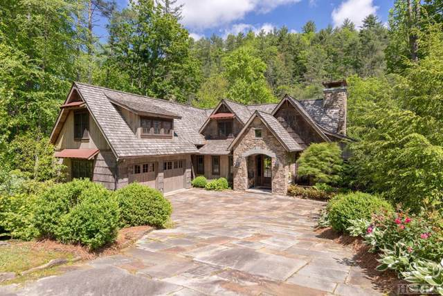 228 Gorge Trail Road, Cashiers, NC 28717 (MLS #92309) :: Pat Allen Realty Group