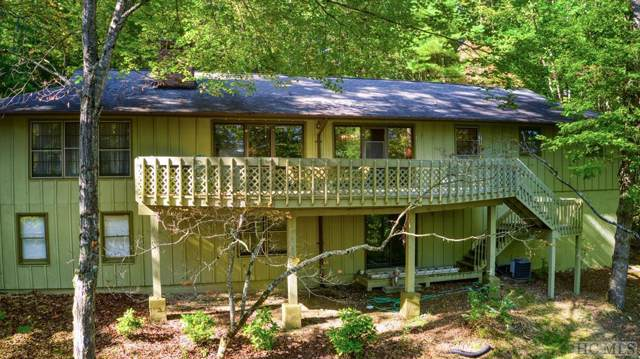 331 Woodward Trail, Sapphire, NC 28774 (MLS #92310) :: Berkshire Hathaway HomeServices Meadows Mountain Realty