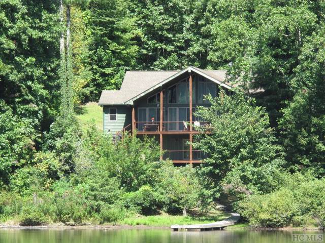 299 Twin Lakes Drive, Highlands, NC 28741 (MLS #92330) :: Berkshire Hathaway HomeServices Meadows Mountain Realty