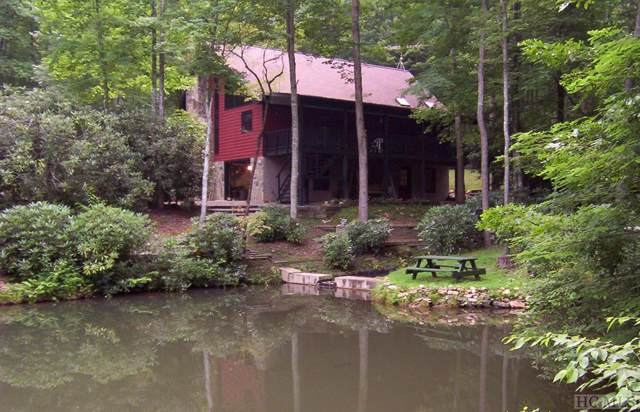 261 Wildflower Drive, Franklin, NC 28734 (MLS #92357) :: Berkshire Hathaway HomeServices Meadows Mountain Realty