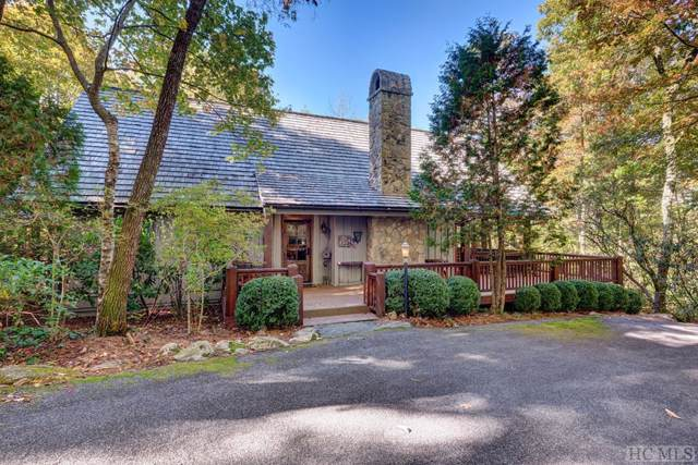 121 Wild Ginger Lane, Cashiers, NC 28717 (MLS #92361) :: Berkshire Hathaway HomeServices Meadows Mountain Realty