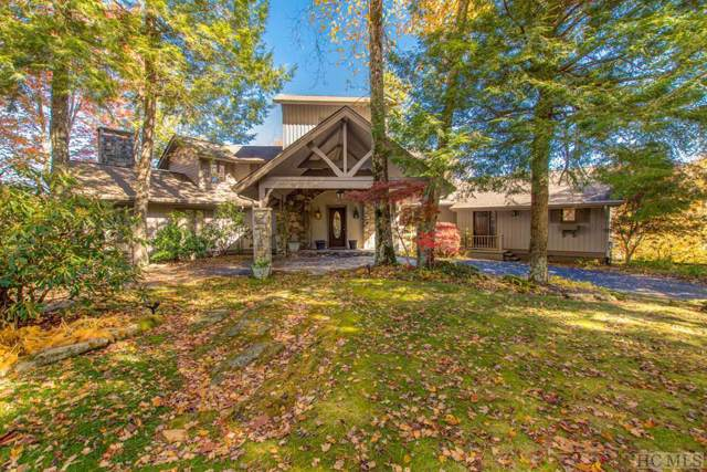 239 Oak Point, Highlands, NC 28741 (MLS #92368) :: Pat Allen Realty Group