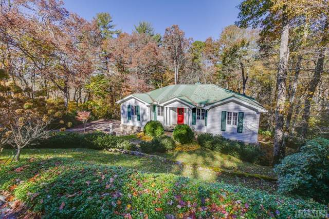 1298 Moorewood Road, Highlands, NC 28741 (MLS #92369) :: Berkshire Hathaway HomeServices Meadows Mountain Realty