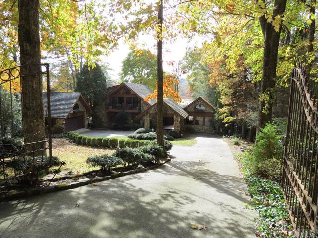 963 Cold Mountain Road, Lake Toxaway, NC 28747 (MLS #92373) :: Berkshire Hathaway HomeServices Meadows Mountain Realty