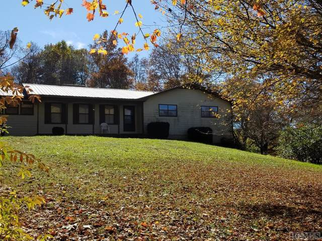 85 Rocky Knob Road, Scaly Mountain, NC 28775 (MLS #92381) :: Landmark Realty Group