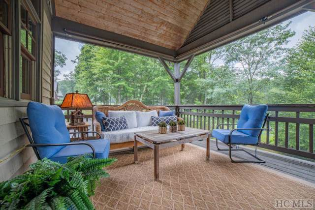 71 Cart Path, Cullowhee, NC 28723 (MLS #92387) :: Berkshire Hathaway HomeServices Meadows Mountain Realty