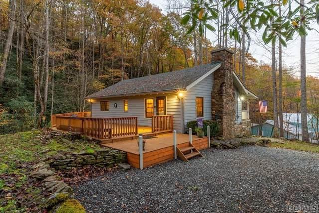 1766 Rockdale Road, Whittier, NC 28789 (MLS #92402) :: Berkshire Hathaway HomeServices Meadows Mountain Realty