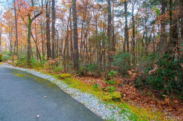 Lot 73 Forest Trail, Highlands, NC 28741 (MLS #92418) :: Berkshire Hathaway HomeServices Meadows Mountain Realty
