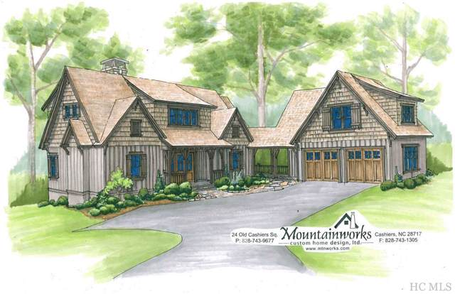 501 East Valley Drive, Sapphire, NC 28774 (MLS #92424) :: Berkshire Hathaway HomeServices Meadows Mountain Realty