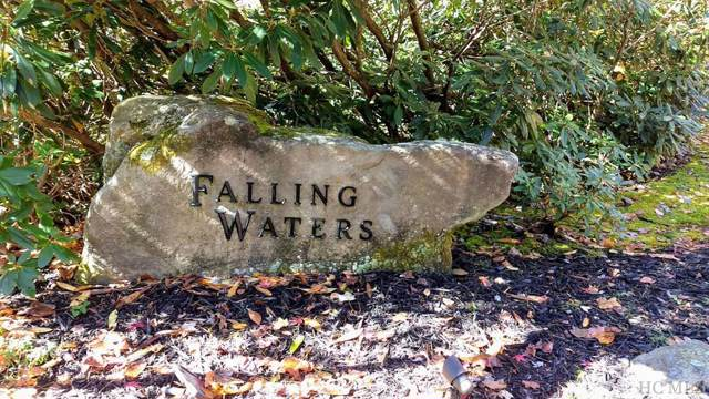 0 Falling Waters Drive, Highlands, NC 28741 (MLS #92442) :: Pat Allen Realty Group