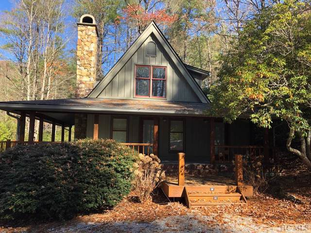 316 Spring Forest, Sapphire, NC 28774 (MLS #92451) :: Pat Allen Realty Group