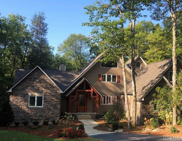 891 Crescent Trail, Highlands, NC 28741 (MLS #92454) :: Berkshire Hathaway HomeServices Meadows Mountain Realty