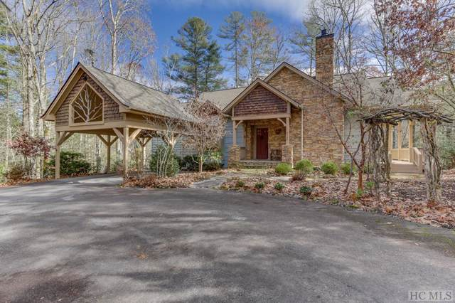 2442 Trillium Ridge Road, Cullowhee, NC 28723 (MLS #92459) :: Pat Allen Realty Group