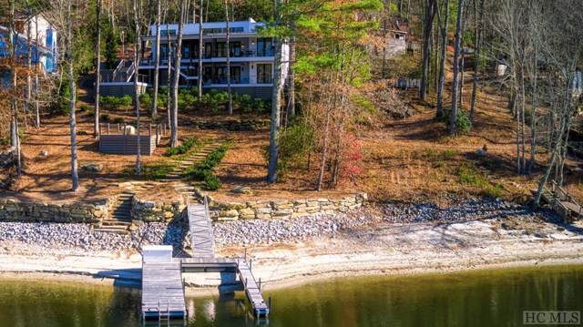 308 Scenic Lake Drive, Cullowhee, NC 28723 (MLS #92461) :: Pat Allen Realty Group