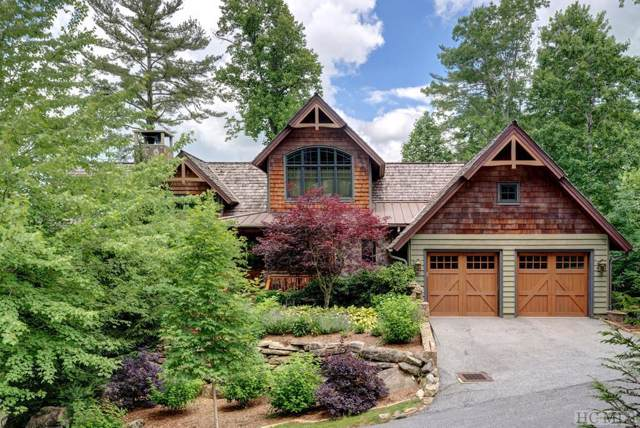 43 Rendezvous Ridge Road, Cashiers, NC 28717 (MLS #92478) :: Pat Allen Realty Group