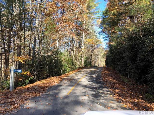 Lot 69 Gold Creek Road, Sapphire, NC 28774 (MLS #92481) :: Pat Allen Realty Group