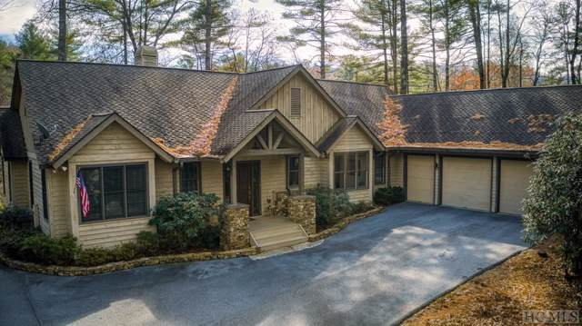 885 Winding Creek Road, Sapphire, NC 28774 (MLS #92482) :: Pat Allen Realty Group