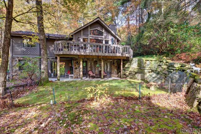 291 Upper Whitewater Road, Sapphire, NC 28774 (MLS #92484) :: Berkshire Hathaway HomeServices Meadows Mountain Realty