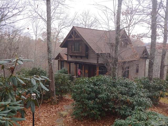 48 Bearfoot Lane, Highlands, NC 28741 (MLS #92487) :: Berkshire Hathaway HomeServices Meadows Mountain Realty