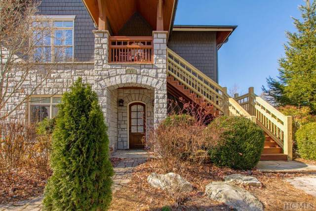 23 Brock Court #23, Highlands, NC 28741 (MLS #92493) :: Berkshire Hathaway HomeServices Meadows Mountain Realty