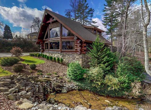 134 Maple Street, Highlands, NC 28741 (MLS #92501) :: Berkshire Hathaway HomeServices Meadows Mountain Realty