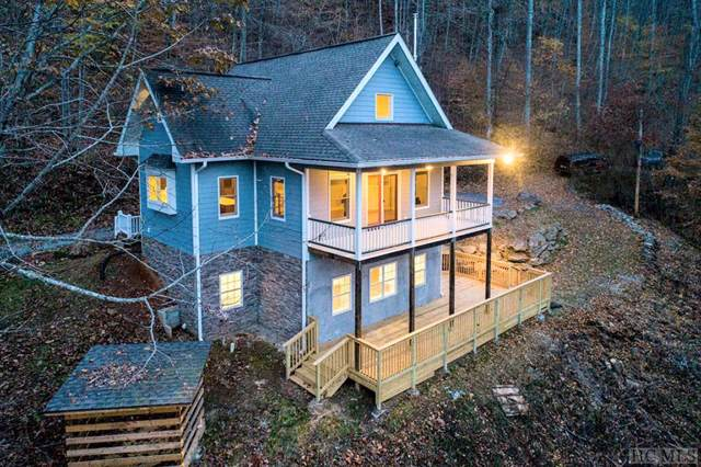 146 Red Tail Lane, Cullowhee, NC 28723 (MLS #92502) :: Pat Allen Realty Group