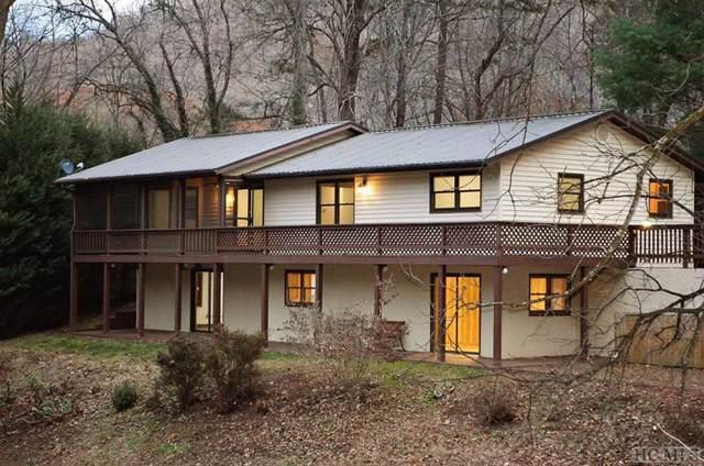 141 Pump Mountain Drive, Sylva, NC 28779 (MLS #92507) :: Berkshire Hathaway HomeServices Meadows Mountain Realty