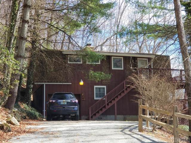 193 Strawberry Hills Road, Cullowhee, NC 28723 (MLS #92510) :: Pat Allen Realty Group