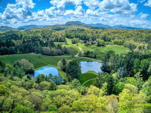 CR-1 Silver Run Road, Cashiers, NC 28717 (MLS #92511) :: Berkshire Hathaway HomeServices Meadows Mountain Realty