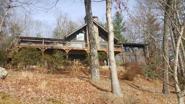 590 Cherokee Trace, Lake Toxaway, NC 28747 (MLS #92520) :: Berkshire Hathaway HomeServices Meadows Mountain Realty